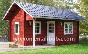 new design wooden house - Simple Wood House Design