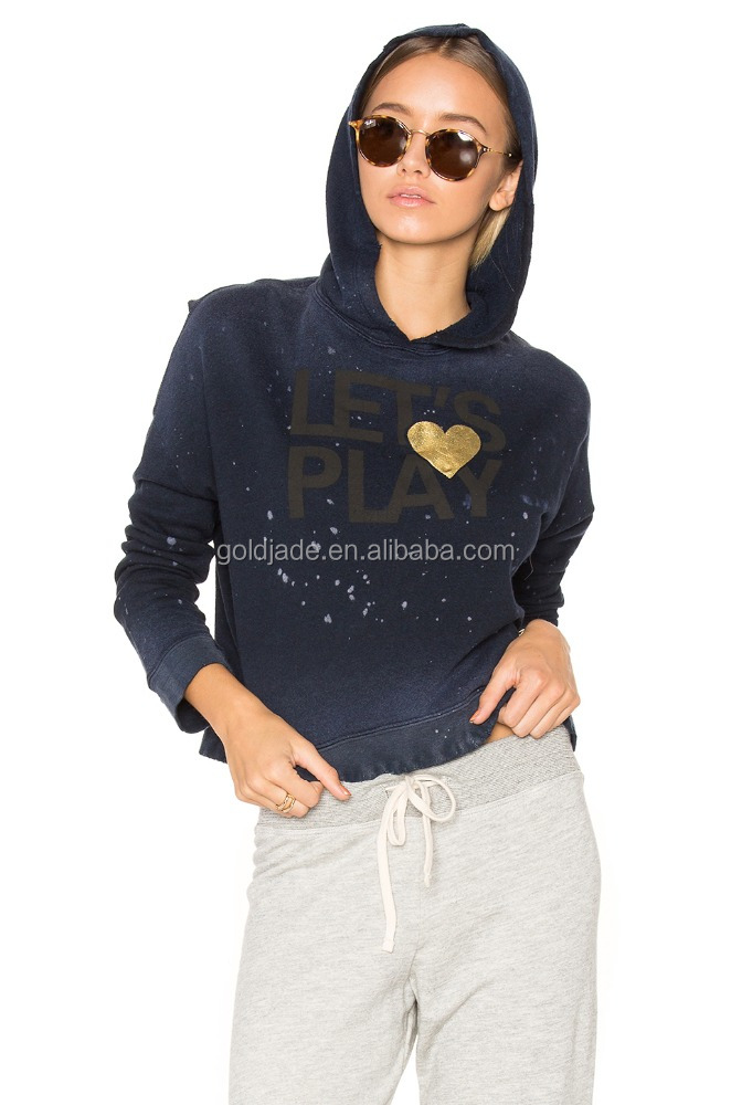 Unisex New hot style pullover mixed sizes fleece fashion hoody