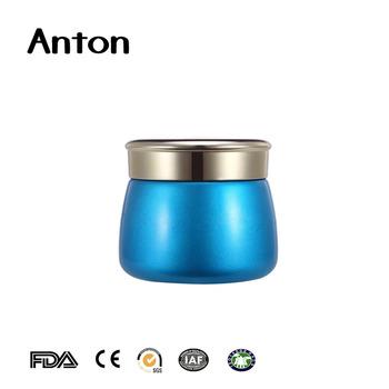 560a7dcbf4ff 130g Bulk Round Recycled Blue Glass Cosmetic Jars - Buy Blue Glass Cosmetic  Jars,Recycled Glass Cosmetic Jars,Recycled Cosmetic Jars Product on ...