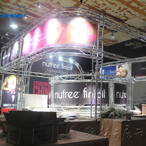 Modular Exhibition Stand Builders : China exhibition booth design modular exhibition systems