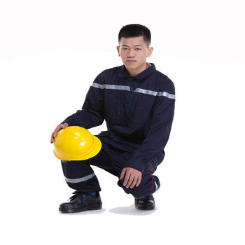 Made in china wholesale black nomex frc clothing fireproof coverall