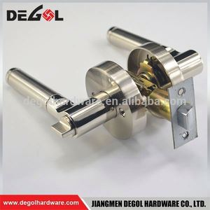 Hot Sale high security tubular lever t handle door lock