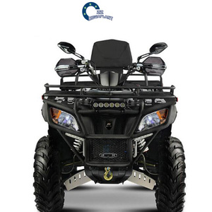 Chain Drive Transmission System and 4 Stroke Engine Type ATV QUAD