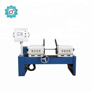 Best selling double head high speed end facing beveling chamfering machine