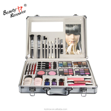 Private Label Make Up Set Vrouwen <span class=keywords><strong>Sets</strong></span> Verpakking Soort <span class=keywords><strong>Professionele</strong></span> Makeup Kit