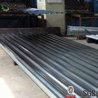 Building Materials 2016 new technology aluminium galvanized corrugated steel roofing sheet with roofing sheet
