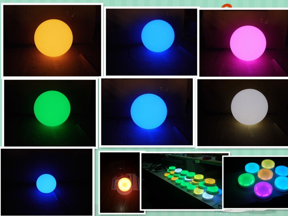 rechargeable waterproof led light cube furniture color change led