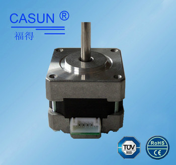 Casun small size 12v stepper motor stepper 39x34mm nema 16 for How to size a stepper motor