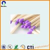 brands custom purple colored head wooden matches in bulk household