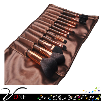 166b17c978f make up cosmetics clear handle makeup brush set 12pcs per set makeup brushes