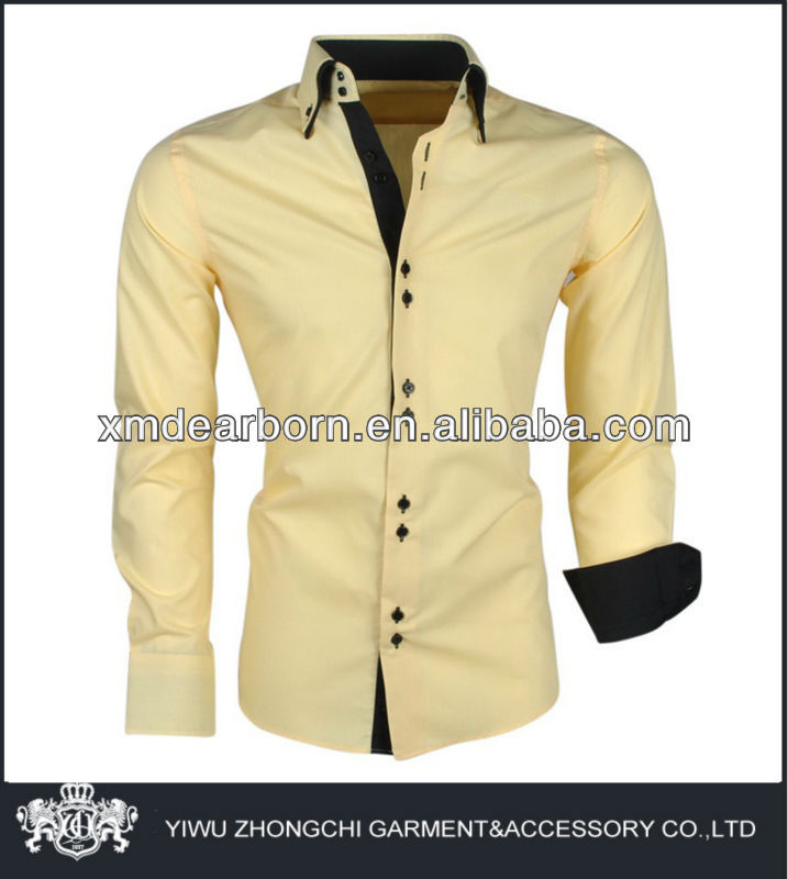Yellow Colour Shirts For Men - Buy Yellow Colour Shirts For Men ...