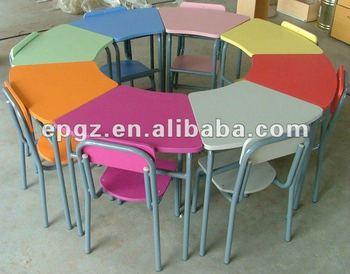Tafel Met Stoelen : Vergadering tafel stoelen op wielen