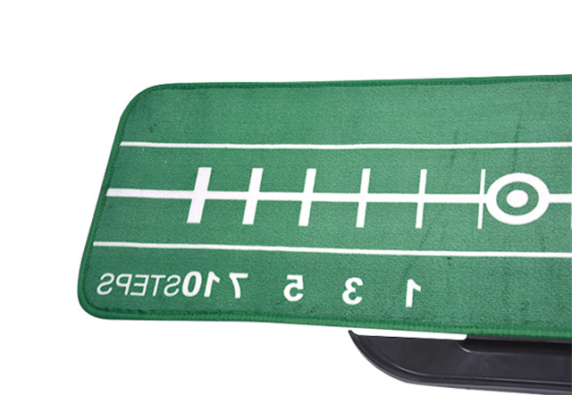 Indoor Golf Putter Mat Golf Green Putting Trainer
