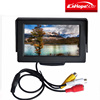 Professional Rear View 1 din car pc monitors with CE certificate