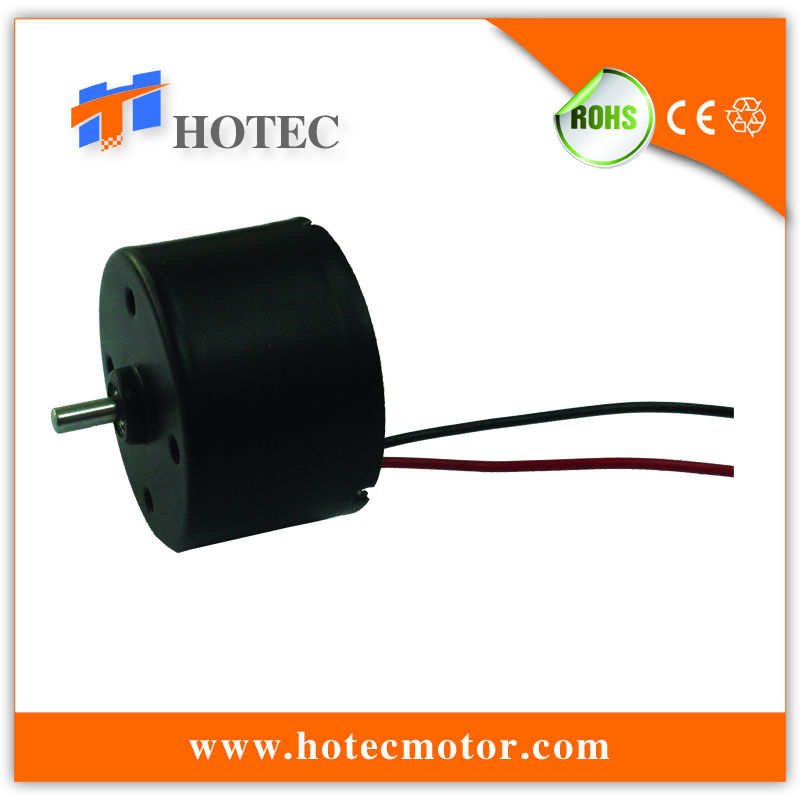 bi-directional low-voltage brushless motor outrunner