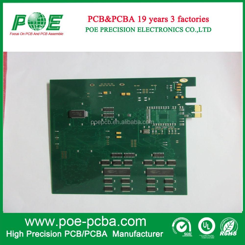 20 years manufacturer 2 oz finished copper 6 layers pcb in Shenzhen of 20 years