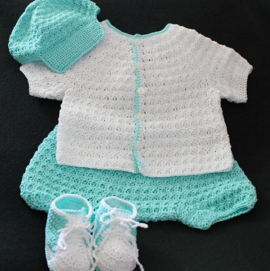 Wholesale Boutique Baby Girl Cotton Knitting Frocks Design