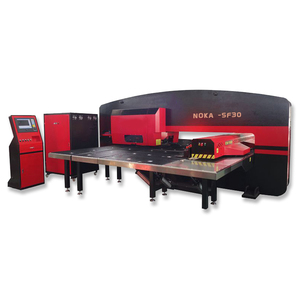 September Sale Factory Supply turret punch press india