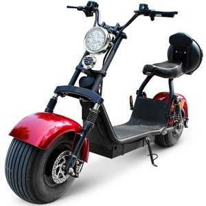 European warehouse cheap adult electric mobility scooter 1500w citycoco scooter model X5