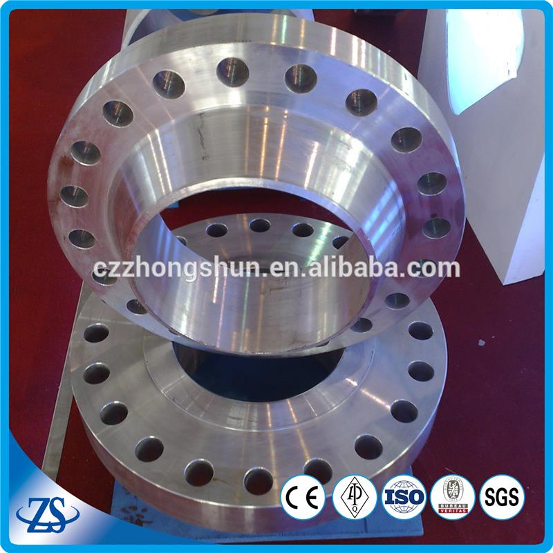 DIN 40 Bar forged RFWN flange