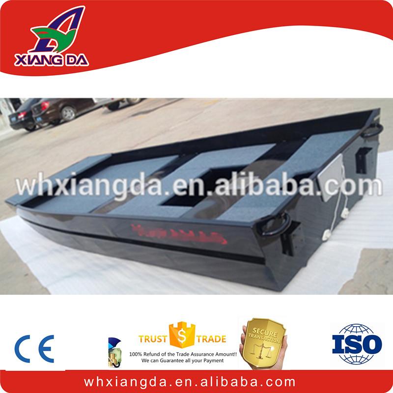 Barcos de aluminio de fondo plano - spanishalibabacom