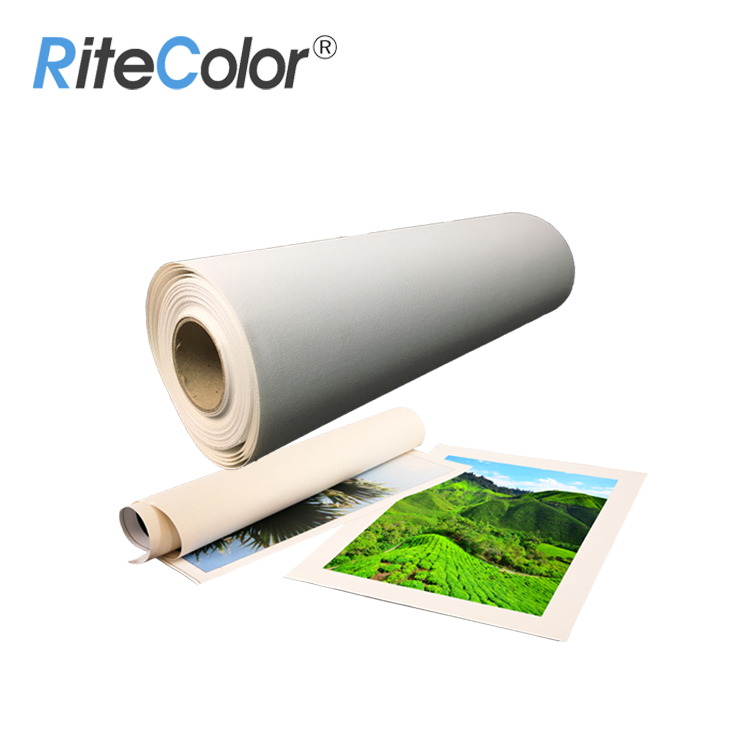 Romantic 42*18m Waterproof Polyester Digital Printing Canvas For Photo Inkjet 100% High Quality Materials Back To Search Resultsoffice & School Supplies