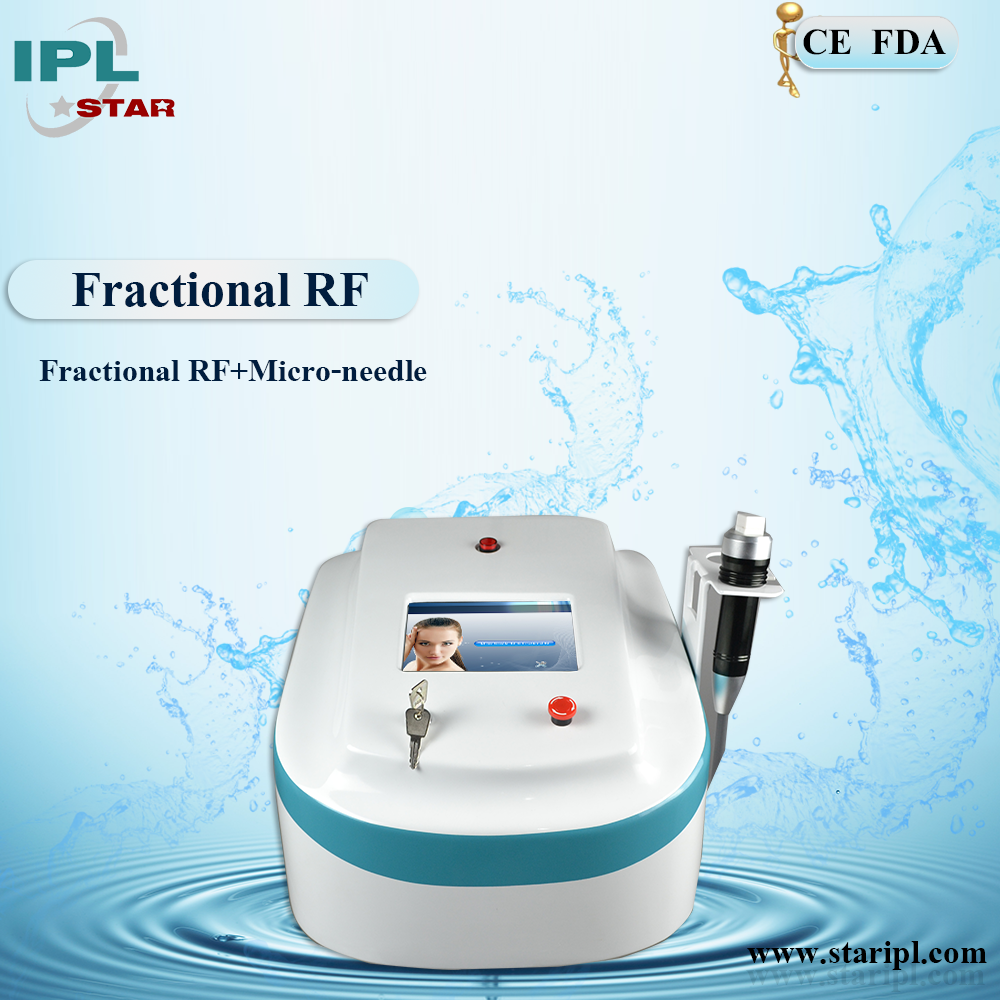 Fda Approved RF Equipment / Fractional RF Microneedle Device / Micro-needle Fractional RF from Factory