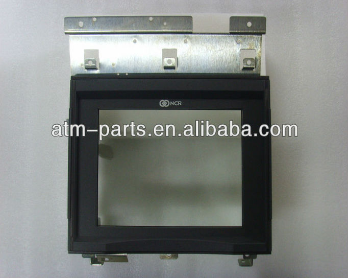 NCR ATM Parts 445-0693710 NCR 5877 LCD TOUCH BEZEL ASSEMBLY WITHOUT PRIVACY(4450693710)