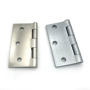 High quality 1/4 radius corner commercial hinge for US
