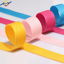 China suppliers 6.5g 10.5g 13g 15g 13mm 10cm 8mm wholesale cotton tube soft pp webbing