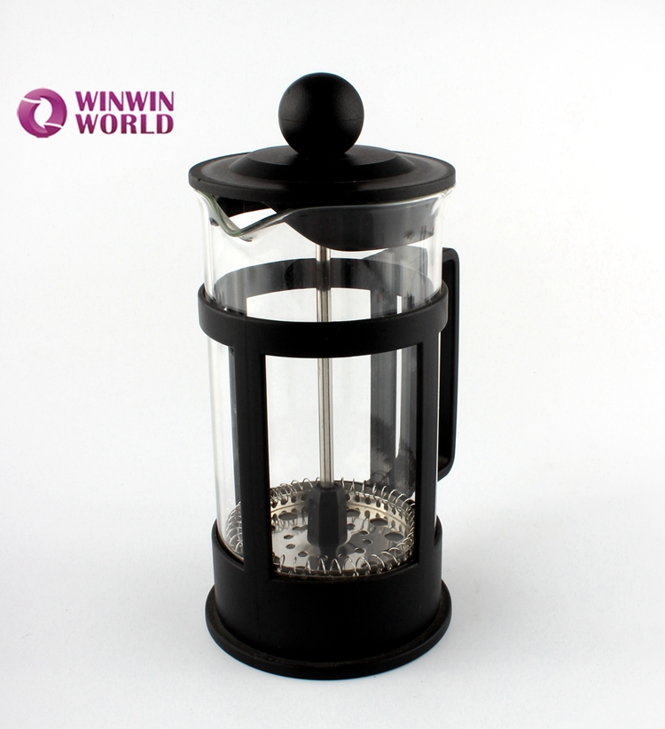 nouvelle collection prix imbattable mignon pas cher 800ml Reusable Amazon Pyrex Glass Cafetiere Heat Resistant French Press -  Buy Pyrex Glass French Press Product on Alibaba.com