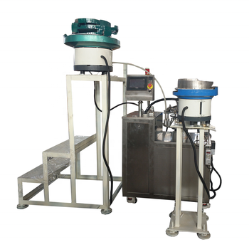 High stable small bottle glue filling capping machine glue tube filling capping machine