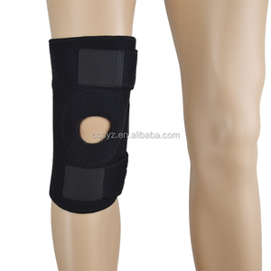 Item 7535 Neoprene adjustalbe knee brace removable knee support