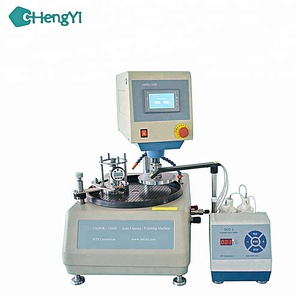 "12"" Programmable Precision Lapping / Polishing Machine"