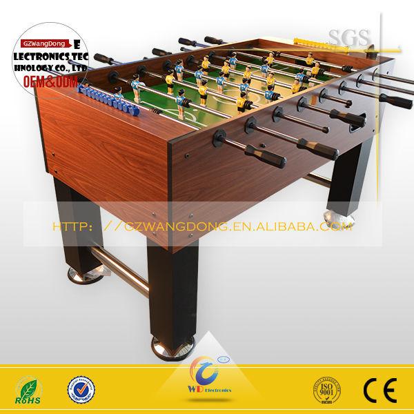 harvard foosball table assembly instructions