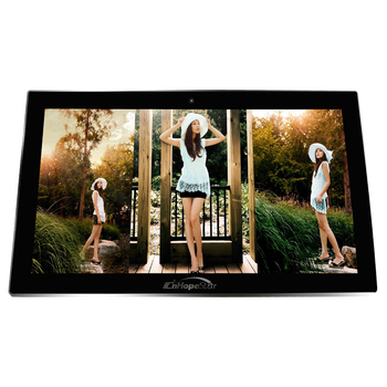 20 Inch Digital Photo Frame Rohs With E-paper - Buy Digital Photo ...