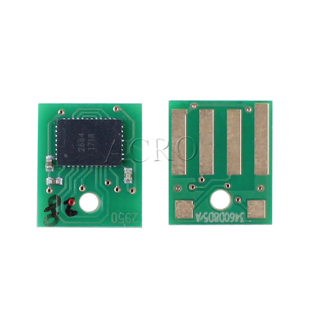 Cyan Toner Chip for Dell E525W Color Laser All-in-One 593-BBJU//H5WFX//CT202254