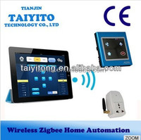 Complete TAIYITO smart home automation manufacturer wireless domotic kit universal remote control Zigbee home automation system