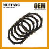 For Dirt Bike Parts 125cc 150cc 200cc 250cc Clutch Plate Assy Motorcycle Clutch Disc