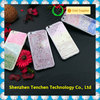 Mobile phone glitter flash case for iphone6,wholesale anti gravity pc cover case