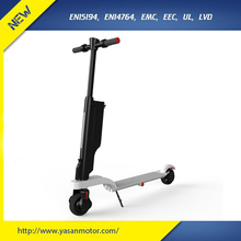 2018 Cheap 250W Light Backpack E Scooter With Hook For Wholesale
