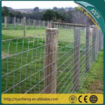 Guangzhou Fabrik Kostenlose Probe Schafe Drahtgeflecht Zaun Schafe