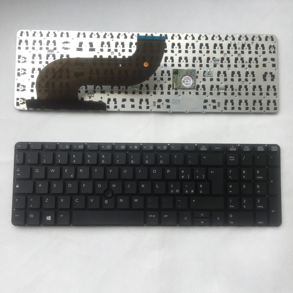 Keyboard for HP Probook 650 G1 655 G1 US English