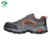 middle cut steel toe safety shoes with cold bonding sole