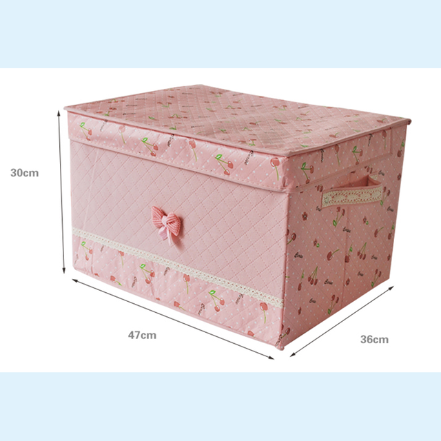 Large capacity foldable polyester fabric storage box for home storage & Buy Cheap China foldable storage box polyester Products Find China ...
