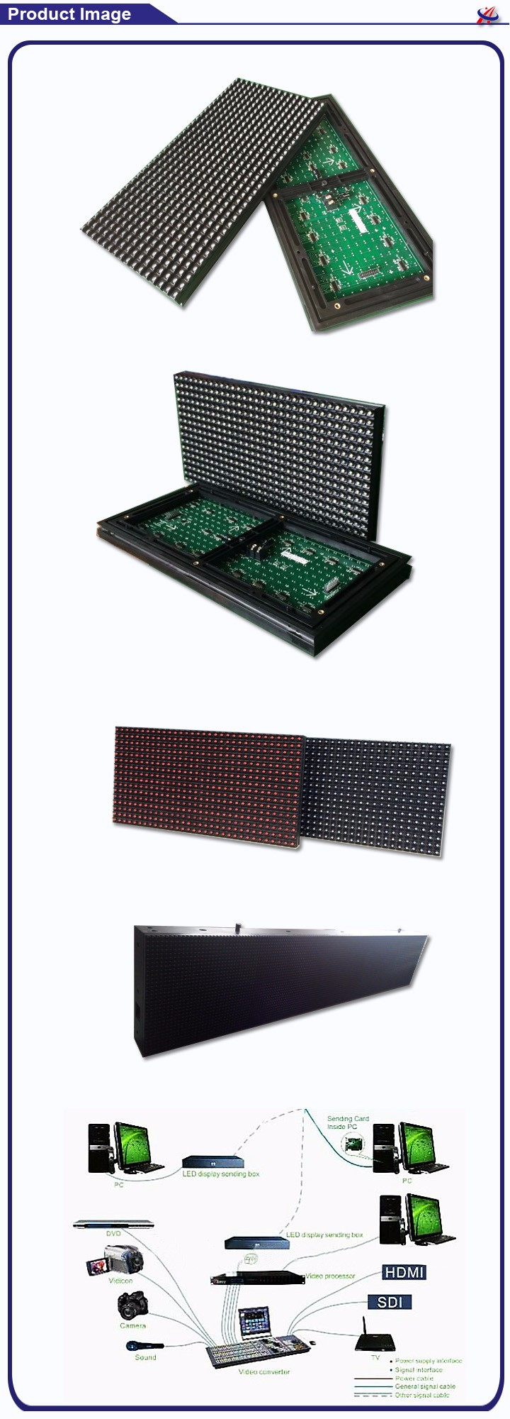 High brightness P10 1White outdoor waterproof programmable led display panels 32*16 dots led sign for price tag