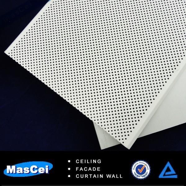 perforiertem aluminium deckenplatten blech decke rost aluminium deckenplatten platte der decke. Black Bedroom Furniture Sets. Home Design Ideas