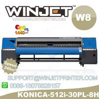 Photo studio 320cm six color solvent printing