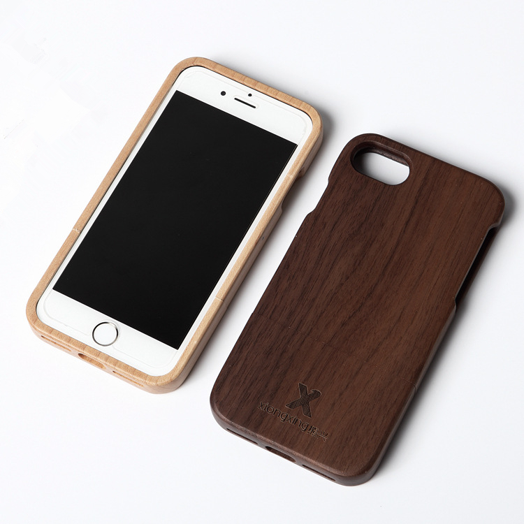 high quality promotional price rosewood blank 100% real natural <strong>wood</strong> with logo engraved <strong>wood</strong> phone case cover