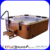 2017 hot sale new arrival fashion CE SAA approval 7 persons hot tub
